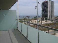 Piso en la Playa de Badalona ( Vistas al mar )