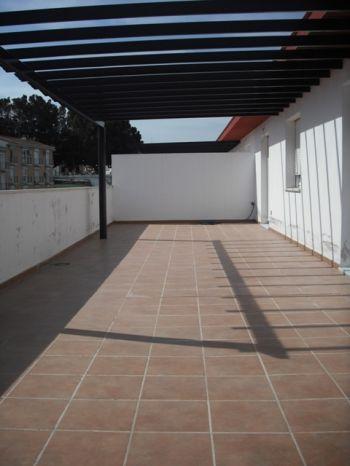 Bonito piso c�ntrico - Terraza
