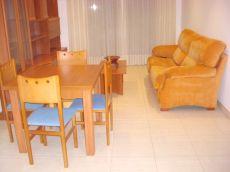 Piso 2 habitaciones amueblado y parquing