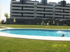 Exclusivo apart piscina,padel.