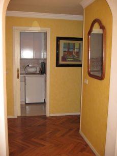 Apartamento amueblado de 1 dormitorio en el Centro