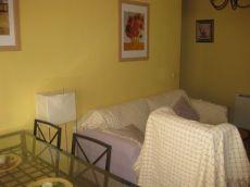 Piso 2 dormitorios, 2 ba�os, amueblado