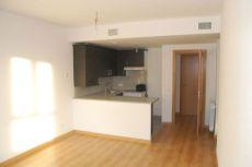 Apartamento de un dormitorio con cocina americana