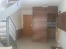Atico duplex 3 hab terraza