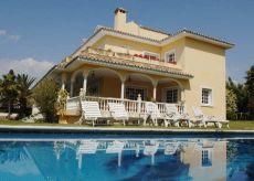 Puerto Banus Villa 7 dormitorios 6 banos 7000 euros