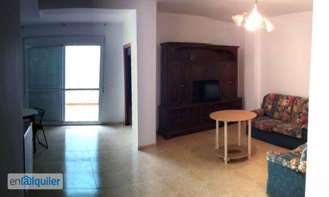 Piso con patio privado 1421038 for Pisos alquiler antequera