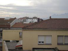 Manresa, Pla�a Catalunya. Carrer Tres Roures