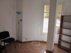 Apartamento 1 dormitorio para amueblar Calle Sarabia