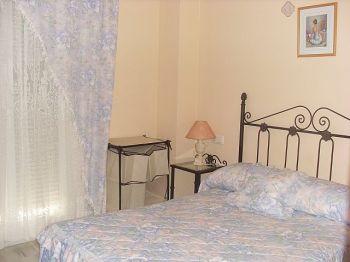 Piso de tres dormitorios y piscina en san pedro - Dormitorio