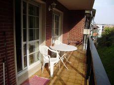 Estudio exterior terraza 15m2 Urbanizacion con piscina