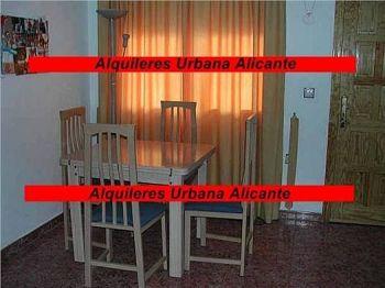 Alquiler piso exterior Gran alacant foto 1