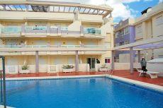 Apartamento de 3 dorm. En Xeraco Playa. A estrenar