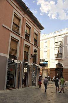 Alq piso 1 dormitorio amueblado en calle Mayor