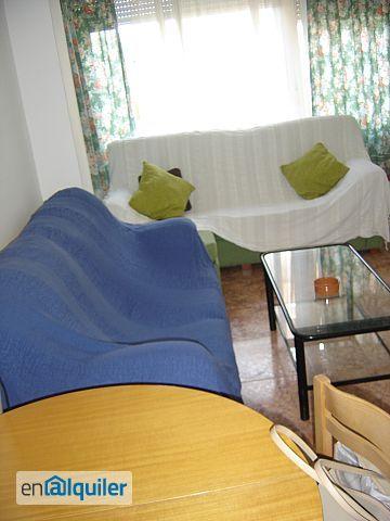 Se alquila piso de 1 habitacion en el centro foto 0