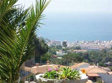 Villa de estilo rural vistas al mar 1,8 Kms playa lloret