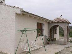 Finca casa Ol�as el Palo Pinares de San Ant�n