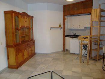 Apartamento amueblado de 1 dormitorio foto 1