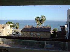 Fant�stica terraza con vistas al mar 2a Linea