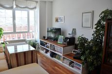 Alquilo piso amueblado de tres dormitorios y plaza de garaje