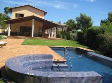 Espectacular casa en Castelldefels Montemar