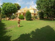 Villa mediterr�nea en Los Monasterios