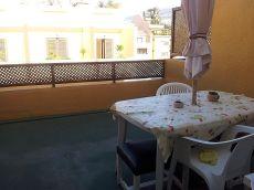 Atico estudio con gran terraza soleada vista mar