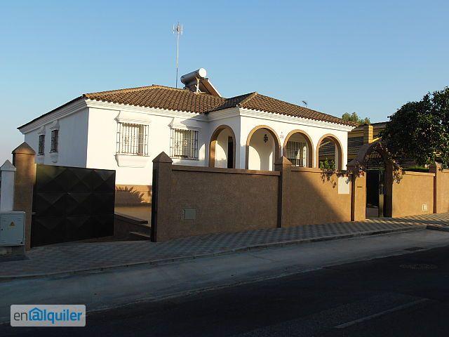 Urbanizacion de lujo vigilancia 24h 163831 for Alquiler de casas en sevilla particulares