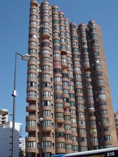 Coblanca. V, 1 hab, 1 b�, Levante, 35m2, parking y piscina