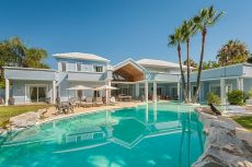 Espectacular Villa en Guadalmina