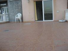 Alquiler piso 1 hab, terraza 40 m, gastos incluidos