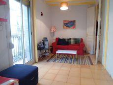 Piso en alquiler de 50 m2 amueblado. 1 habitaci�n