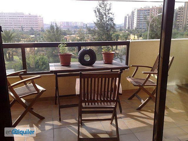 Zona pau 1, Alicante, piso de 3 dormitorios urbanizacion opo foto 0