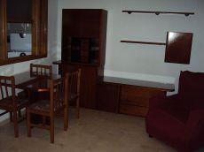 Alquiler piso 2 habitaciones amueblado,garaje,zona parque