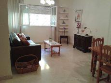 Buen apartamento en casa palacio en el centro de Sevilla