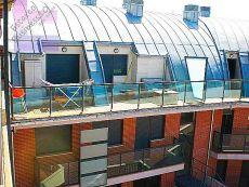 Apartamento con terraza de casi 30m2