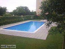Precioso apart de 1Hb con piscina en alcarras y parquing