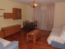 Apartamento de 1 dormitorio amueblado