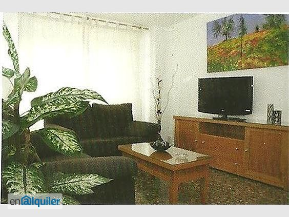 Alquiler piso amueblado Castellon