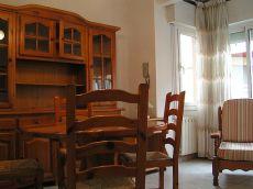 Piso amueblado 2 habitaciones delante Hipercor