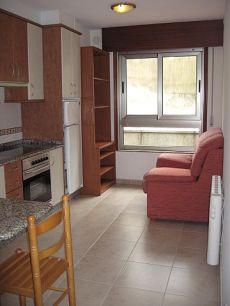 Apartamento amueblado de 1 dormitorio en Zona Sur