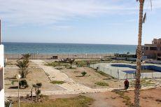 En alquiler casa d�plex en Vera Playa.