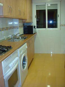Coqueto apartamento en zona universidad con plaza de garaje