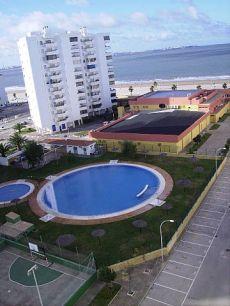 Apartamento 1 linea de playa valdelagrana