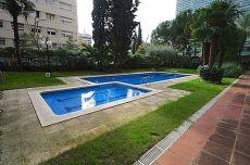 Impresionante �tico duplex con piscina junto a Diagonal