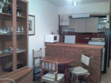 Estudio de 40m2 con habitaci�n y pk. Alquiler en la Pineda