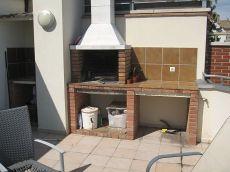 Alquiler fantatico �tico duplex en cap pont dos terrazas
