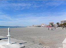 Santa Pola, Playa Lisa, Vistas al mar, Piscina, Aire acondic