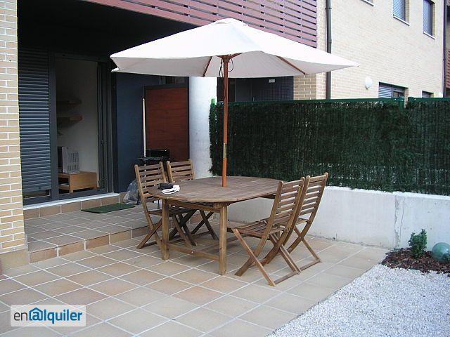 Alquiler de pisos de particulares en la comarca de cuenca for Alquiler bajo con jardin las rozas