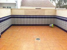 Apartamento con terraza garaje y aire acondicionado