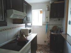 Roces,reformado,amueblado,3 y sala,vitro,ducha,calefacci�n.